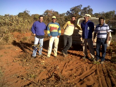 Masolene Emater implanta projeto de agroextrativismo agosto 2010 (3)